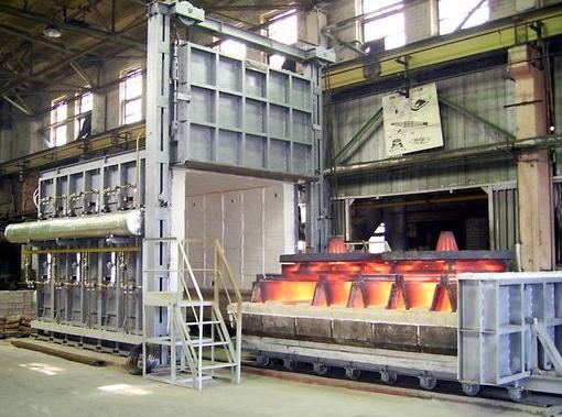 Термическая обработка стальных деталей на сайте ЧЭМЗ